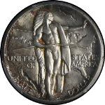 1926-P Oregon Commem Half Dollar PCGS MS66 Nice Luster Nice Strike