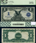 FR. 228 $1 1899 Silver Certificate PCGS XF45 PPQ
