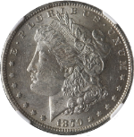 1879-O Morgan Silver Dollar NGC MS61 Bright White Nice Eye Appeal