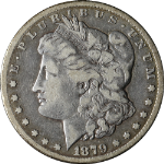 1879-CC Morgan Silver Dollar Nice F/VF Nice Eye Appeal Nice Strike