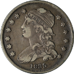 1835 Bust Quarter Choice VF/XF Great Eye Appeal Nice Strike