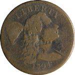 1794 Large Cent Head of 1794 VG Details S.61 R.4 Nice Strike Good Value