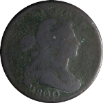 1800 Large Cent Q Variety Nice AG/G S.197 R.1 Decent Eye Appeal Nice Strike
