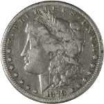 1879-CC Morgan Silver Dollar Choice VF Great Eye Appeal Nice Strike