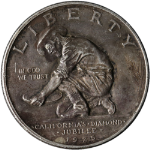 1925-S California Commem Half Dollar