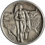 1926-S Oregon Commem Half Dollar