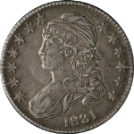 1831 Bust Half Dollar Choice XF+ 0-119 R.3 Superb Eye Appeal Nice Strike