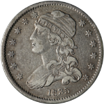 1835 Bust Quarter Choice VF/XF Superb Eye Appeal Nice Strike