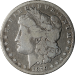 1879-CC Morgan Silver Dollar Nice VG Nice Eye Appeal Nice Strike