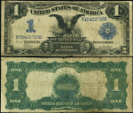 FR. 230 $1 1899 Silver Certificate VG