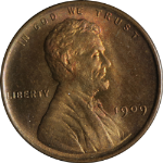 1909-P VDB Lincoln Cent - Great Color