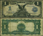 FR. 229 $1 1899 Silver Certificate VG