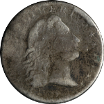 1795 Half Dime G Details Nice Eye Appeal Strong Date