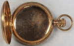 Dueber Pocket Watch Case No Movement 6 Size 14k Hunting