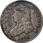 1828 Bust Quarter PCGS VF25 Nice Eye Appeal Nice Strike