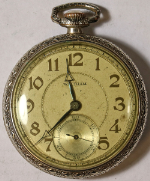 American Waltham Grade 220 Parts/Repair Pocket Watch 12 Size 15 J. G/F O/F