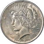 1925-P Peace Dollar PCGS MS64 Bright White Great Eye Appeal Nice Strike STOCK