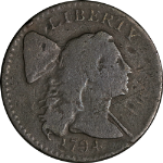 1794 Large Cent 'Head of 1794' Net G S.30 R.1 Nice Strike