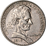 1918 Lincoln Commem Half Dollar
