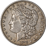 1878-P 7TF Morgan Silver Dollar Nicely Circulated - Great Set Builder - STOCK