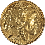 2008 Buffalo Gold $50 PCGS MS69 First Strike Label