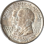 1921 Alabama Commem Half Dollar PCGS MS66  Nice Eye Appeal  UNDIPPED & ORIGINAL