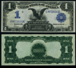 FR. 230 $1 1899 Silver Certificate Extra Fine