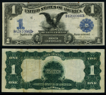 FR. 226 A $1 1899 Silver Certificate VF