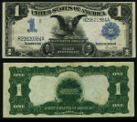 FR. 236 $1 1899 Silver Certificate Extra Fine