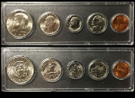 1978 Year Coin Set Half Quarter Dime Nickel Cent in a Whitman Holder