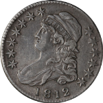 1812 Bust Half Dollar Choice XF/AU O-103 Great Eye Appeal Nice Strike