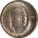 1947-P BTW Booker T Washington Half Dollar PCGS MS66 Fantastic Luster