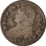 1810 Bust Half Dollar O-108 R.3 Near VG/F Nice Eye Appeal Nice Strike