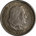 1893 Columbian Commem Half Dollar